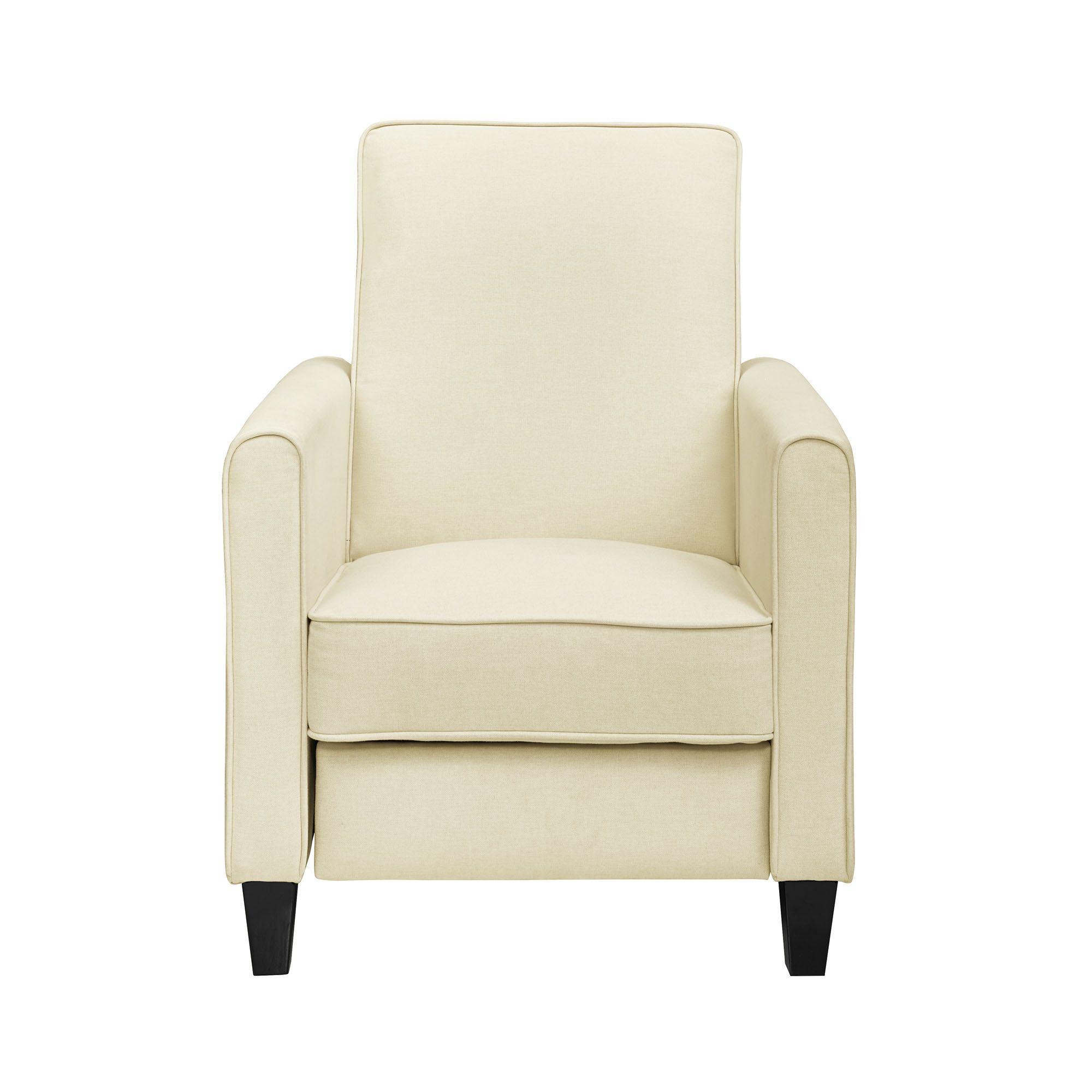 Naomi Home Landon Push Back Recliner Chair [Item # 20316B]