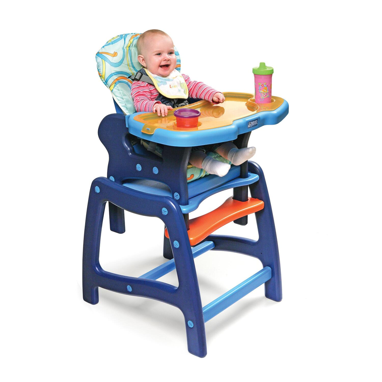 Badger Basket Envee™ Baby High Chair with Playtable ...
