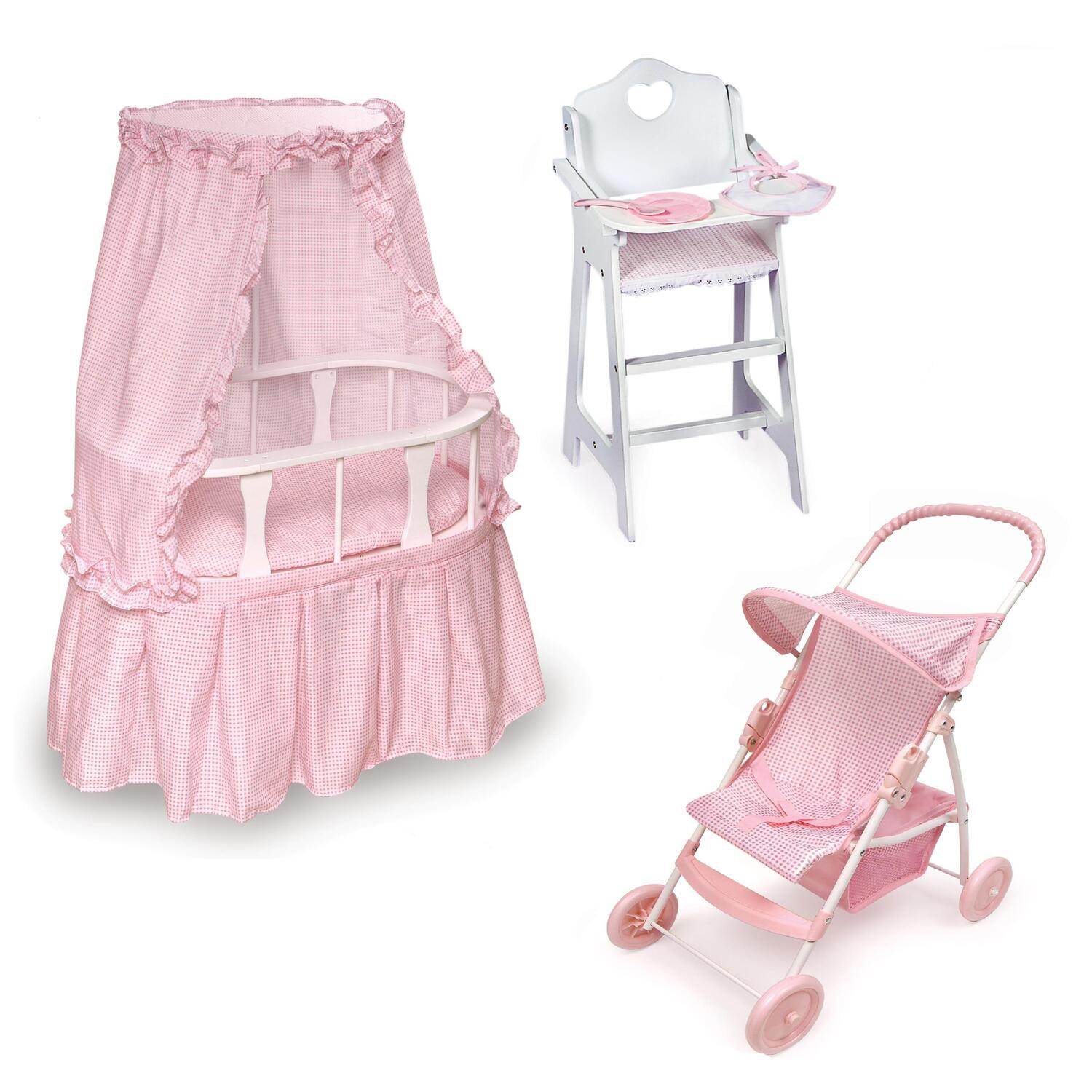 Baby Doll Accessories Sets Book Covers
