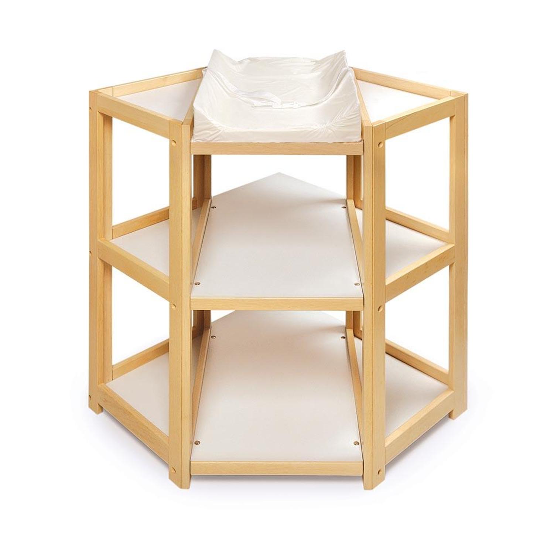 Badger Basket Diaper Corner Changing Table by OJ Commerce $136.20 - $ ...