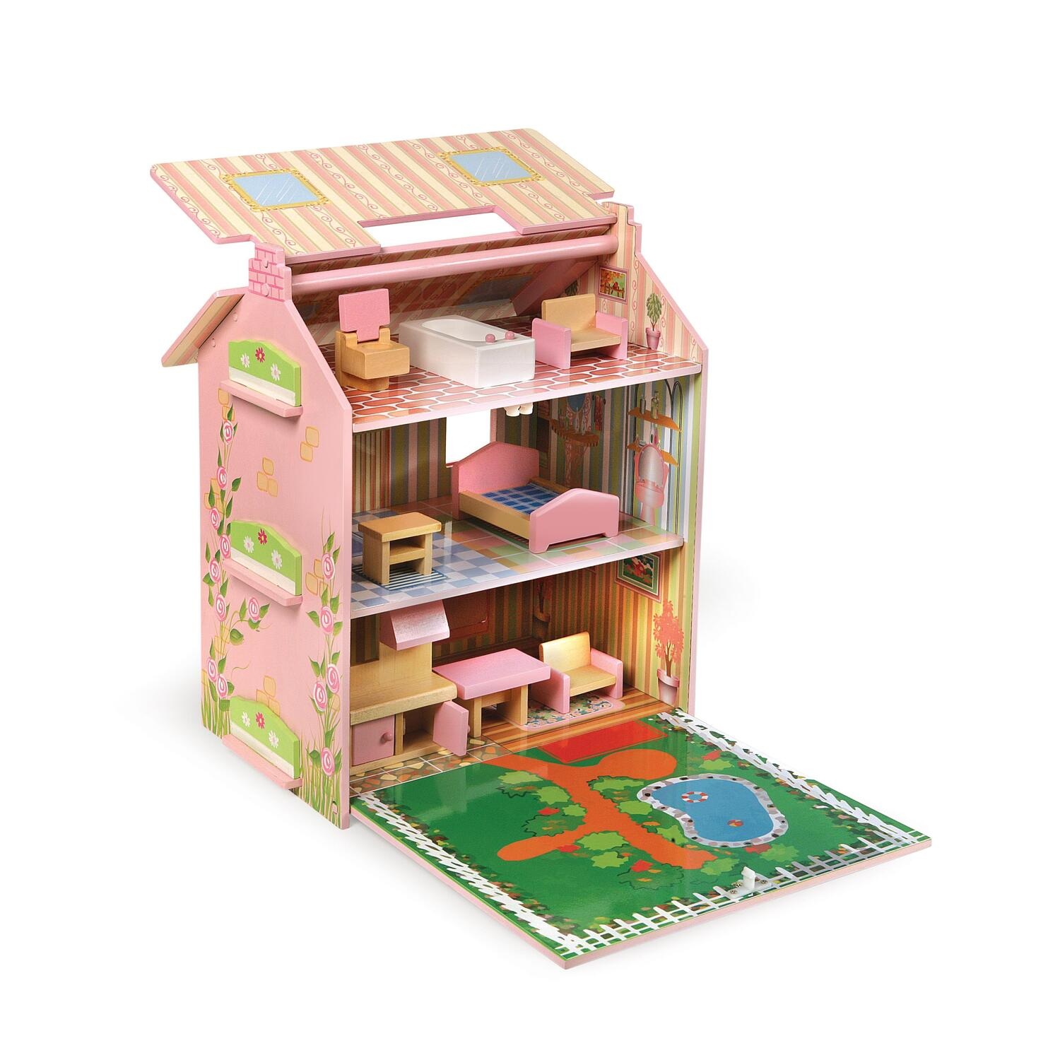 House Beautiful Furniture - Dolls house interior