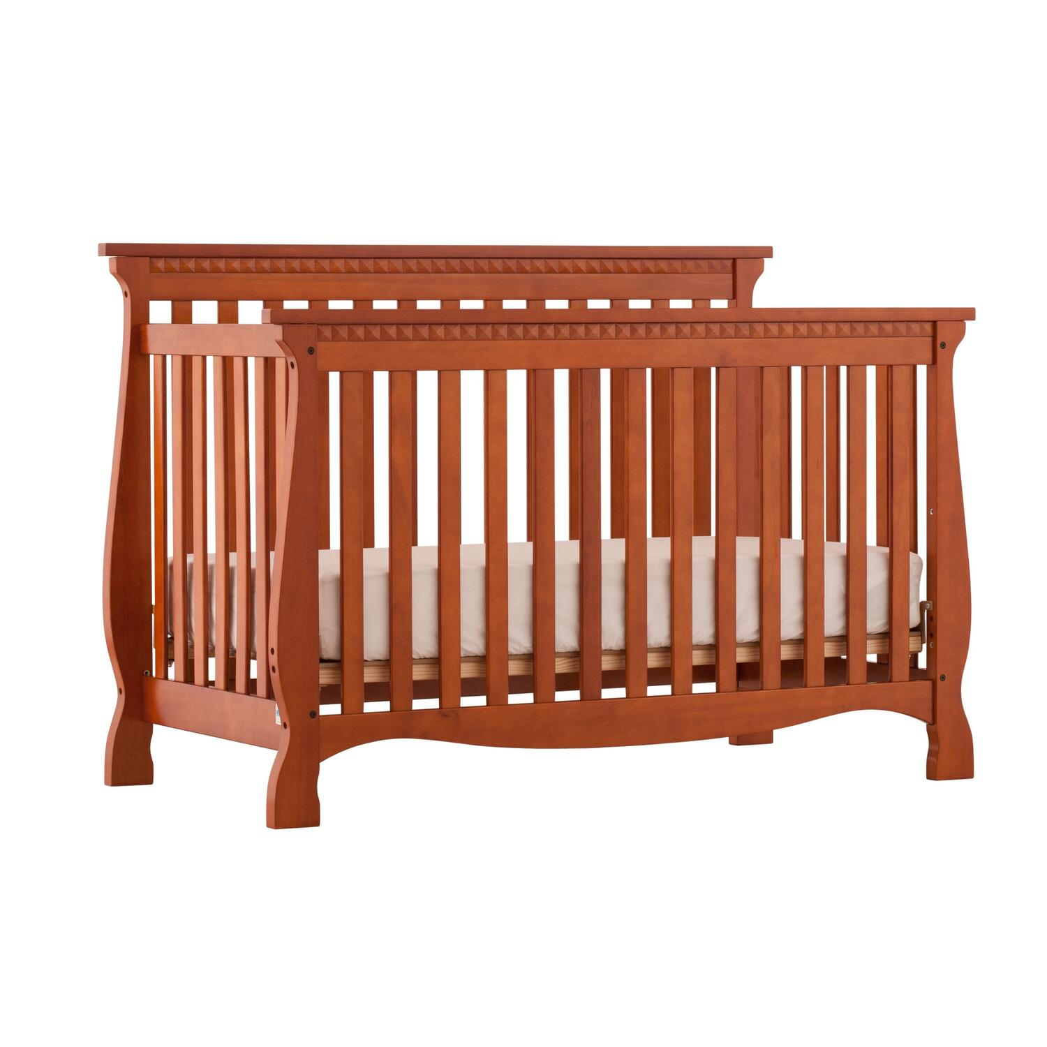 Storkcraft Stork Craft Venetian 4 in 1 Fixed Side Convertible Crib by OJ Commerce $256.81 - $288.99