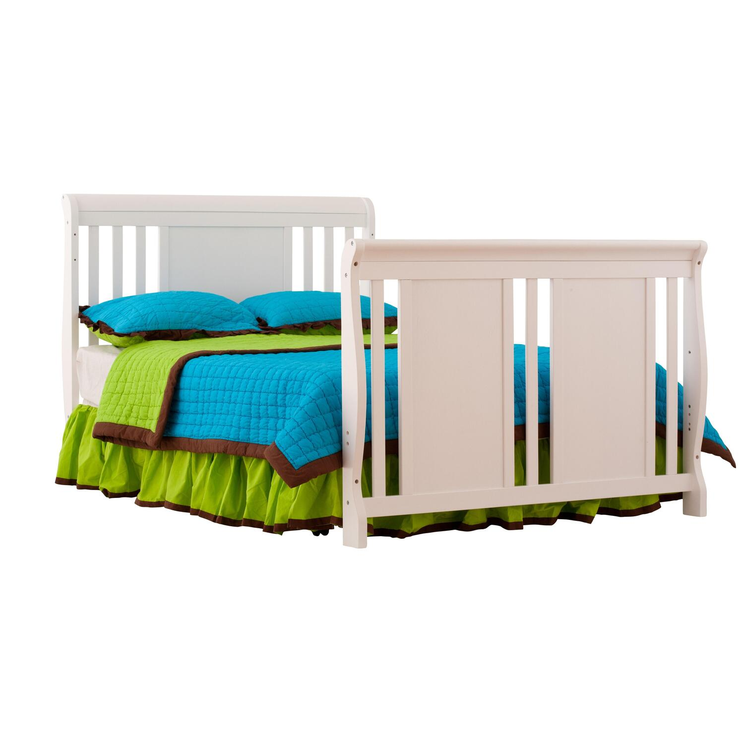 Storkcraft Stork Craft Verona 4 in 1 Fixed Side Convertible Crib by OJ Commerce $230.68 - $292.99