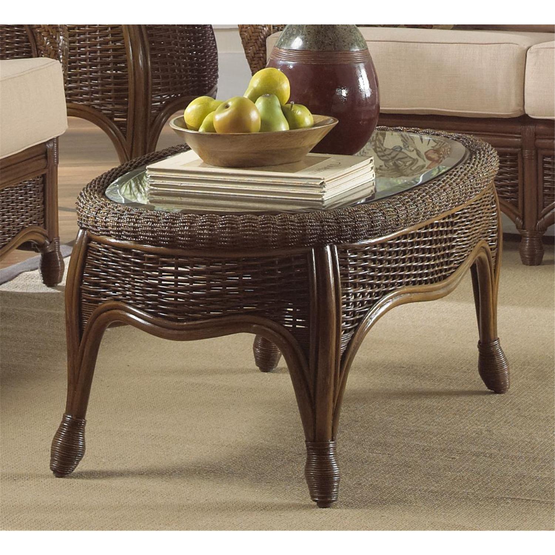 Hospitality Rattan Rattan & Wicker Coffee Table By OJ