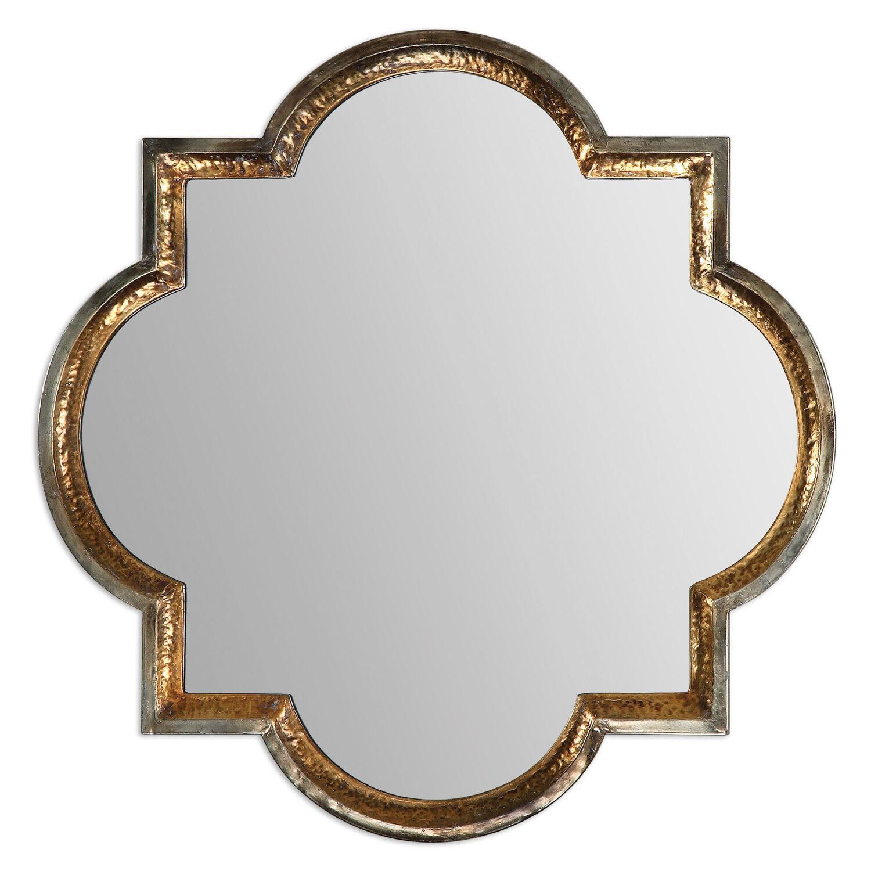 Uttermost Uttermost Lourosa Gold Mirror By OJ Commerce