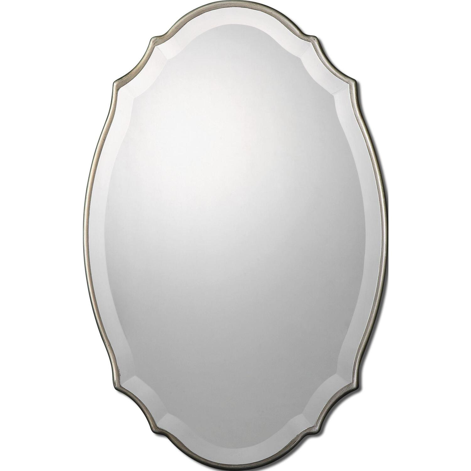 Uttermost mirrors canada gilliam mirror by uttermost for Oval mirror canada