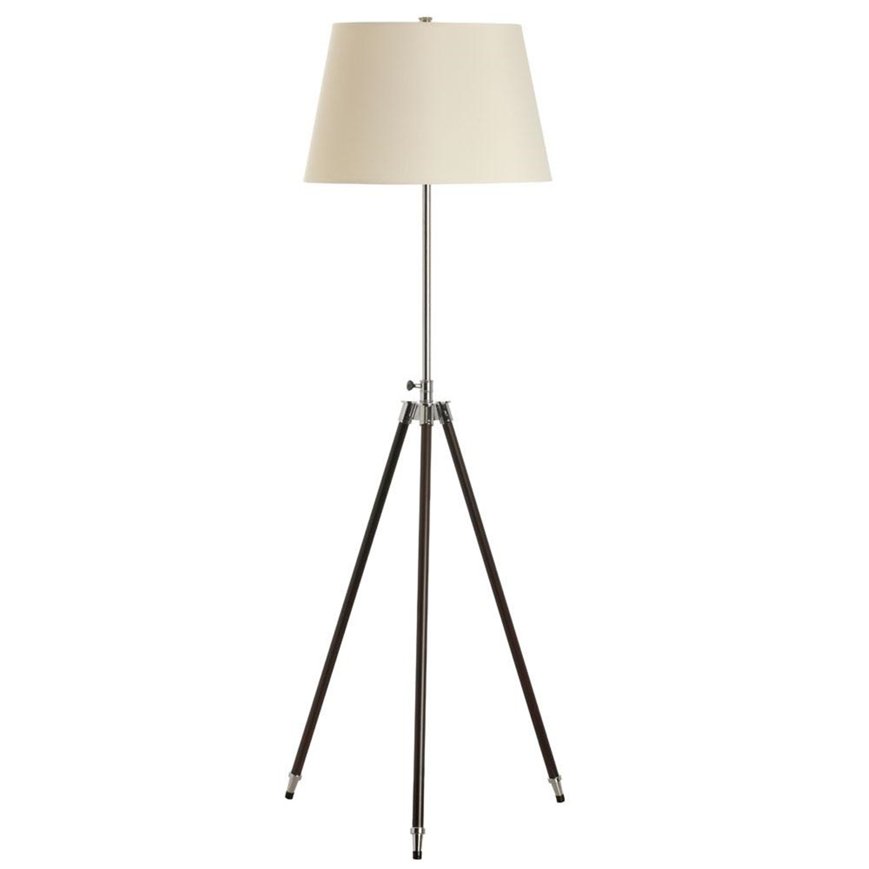 dainolite tripod floor lamp by oj commerce 2152f eb. Black Bedroom Furniture Sets. Home Design Ideas