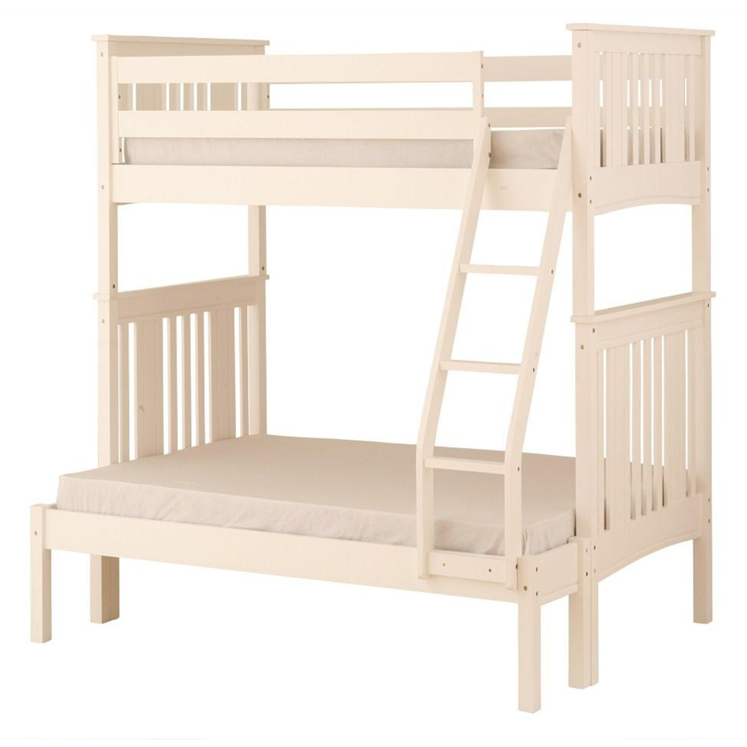 Canwood Canwood Base Camp Twin Over Full Bunk Bed By Oj