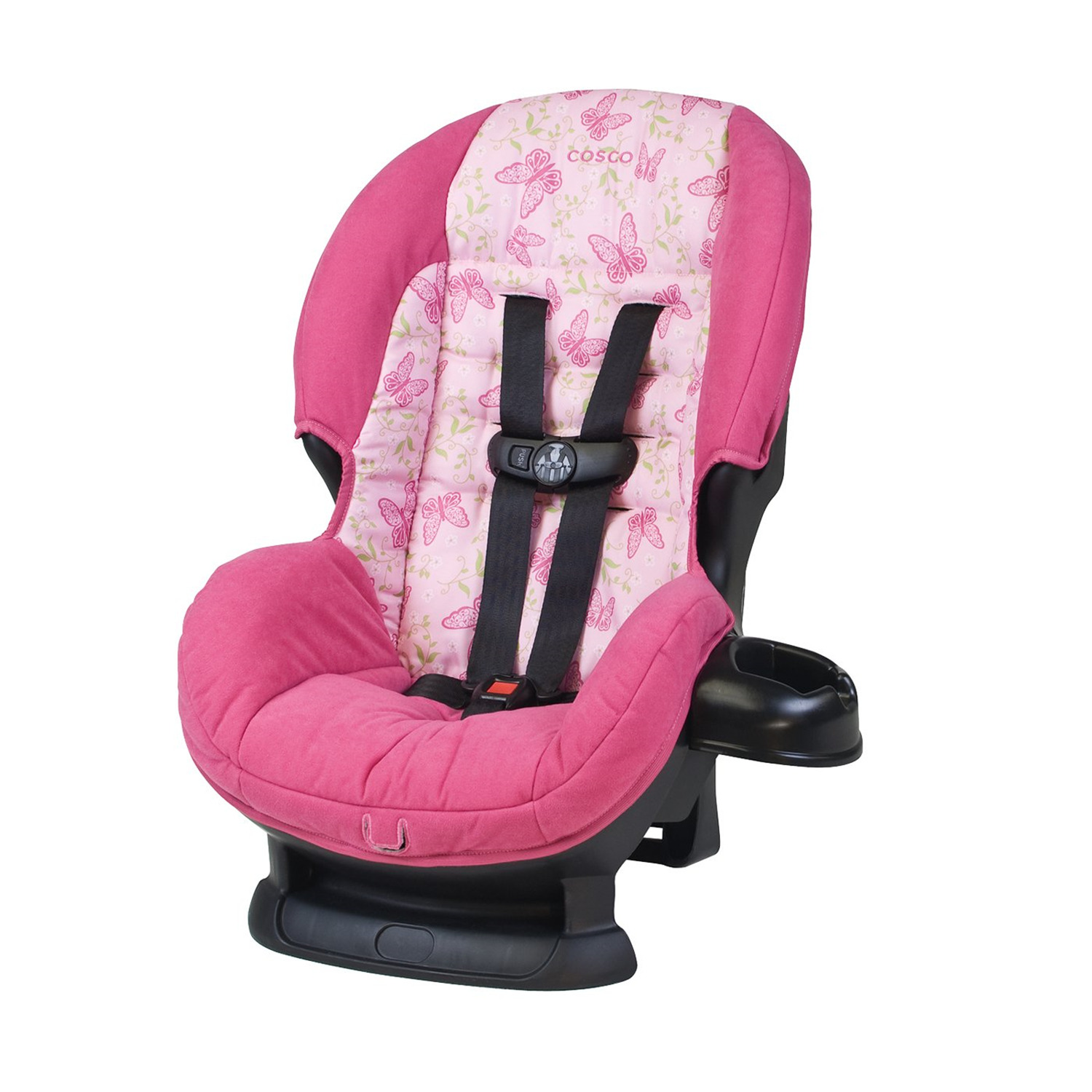 cosco cosco scenera convertible car seat butterfly dreams by oj commerce 22197adq. Black Bedroom Furniture Sets. Home Design Ideas