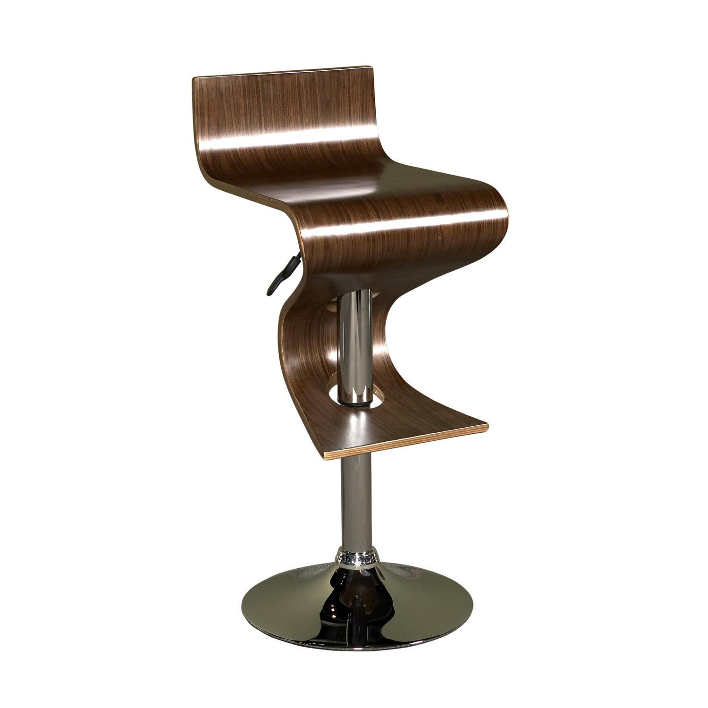 Powell Carson Adjustable Bar Stool By Oj Commerce 221 456