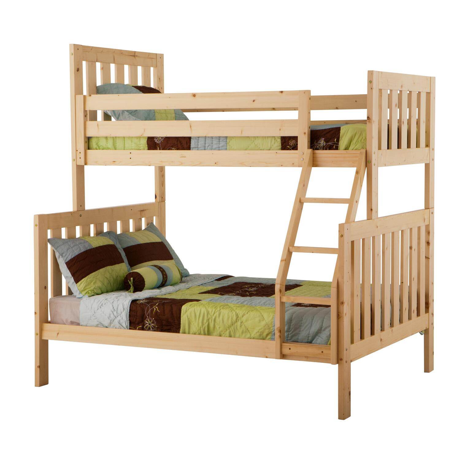 Canwood Canwood Alpine Ii Twin Over Full Bunk Bed By Oj