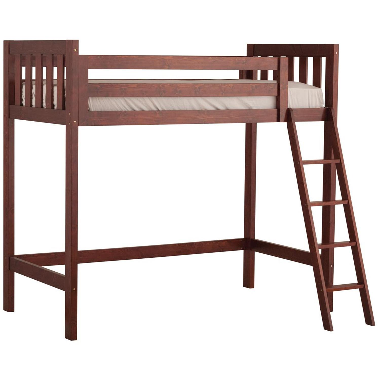 Canwood Loft Bed Dresser