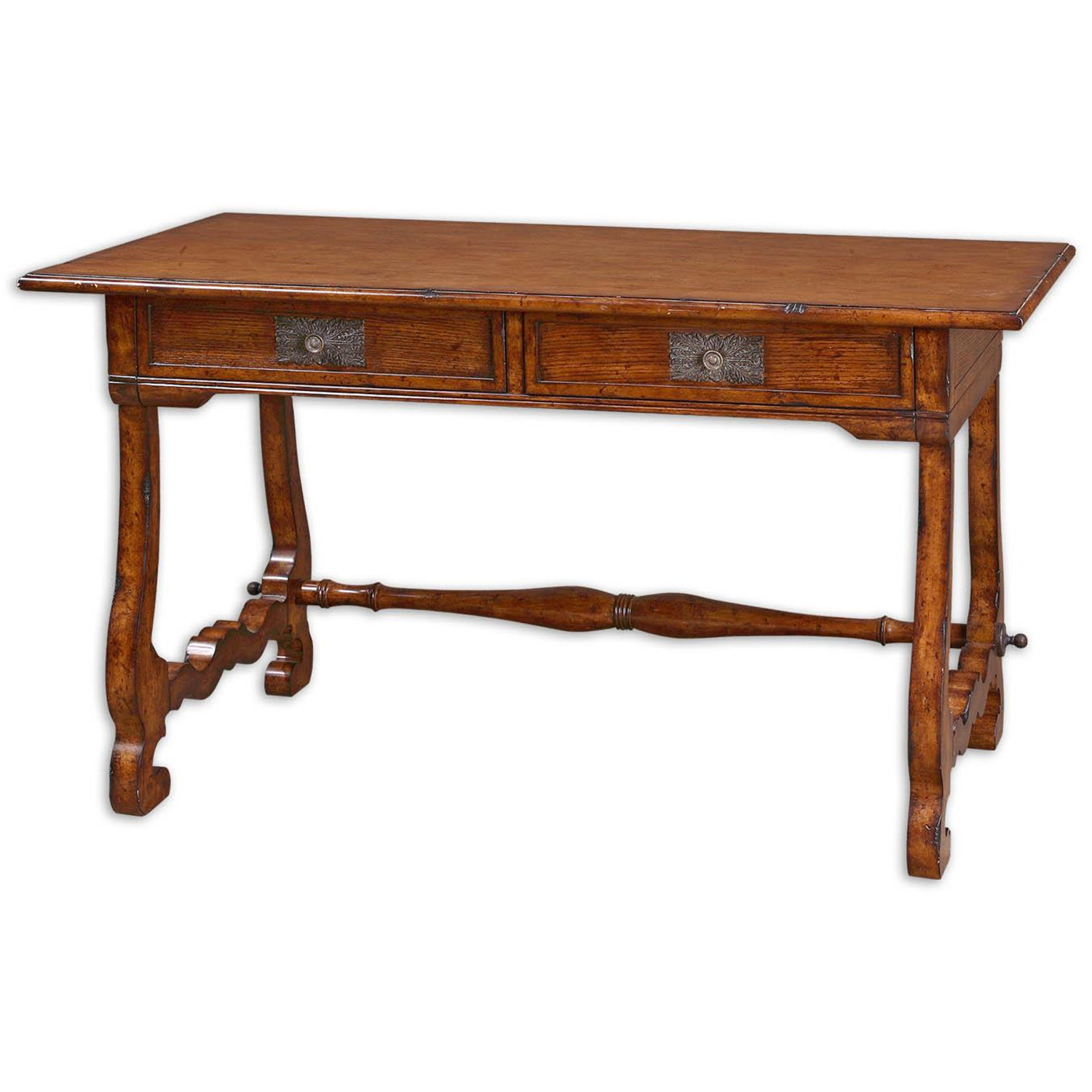 oak writing desks Fd-1100 - contemporary oak 34 writing desk $319 fd-1100 - contemporary oak 34 writing desk 34 w x 22 d x 30 h no drawers finished back fully assembled oak solids.