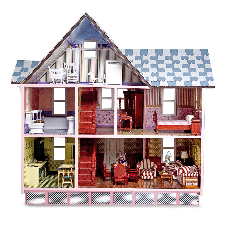 Victorian_dollhouse on Furniture Plan Toys Dollhouse Dolls