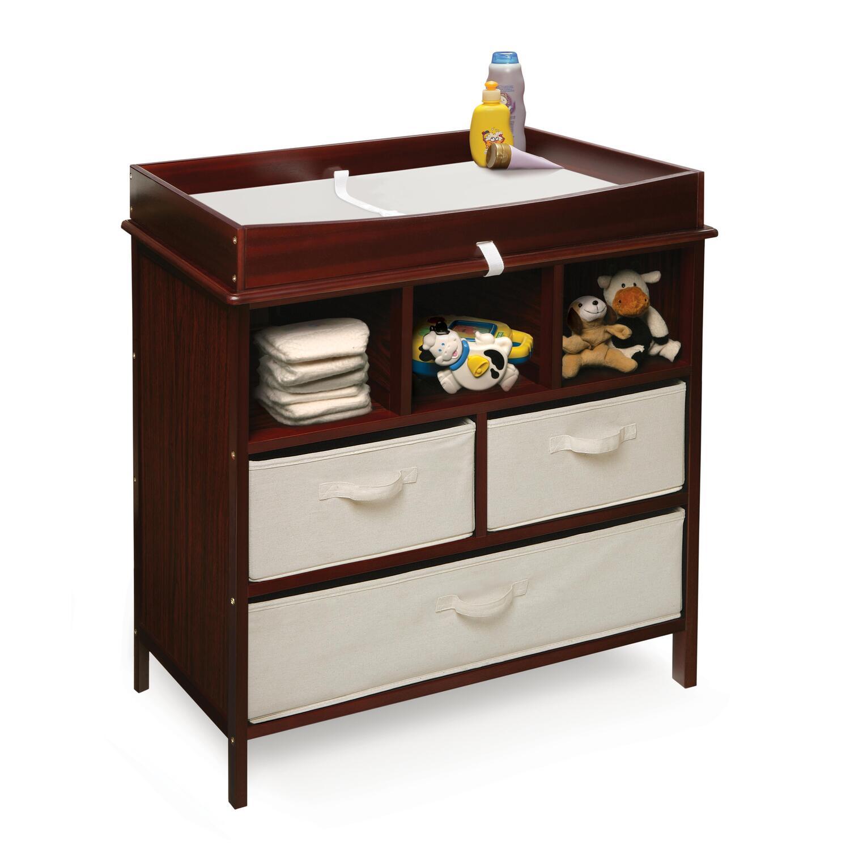 Badger Basket Estate Changing Table by OJ Commerce $131.97 - $133.65
