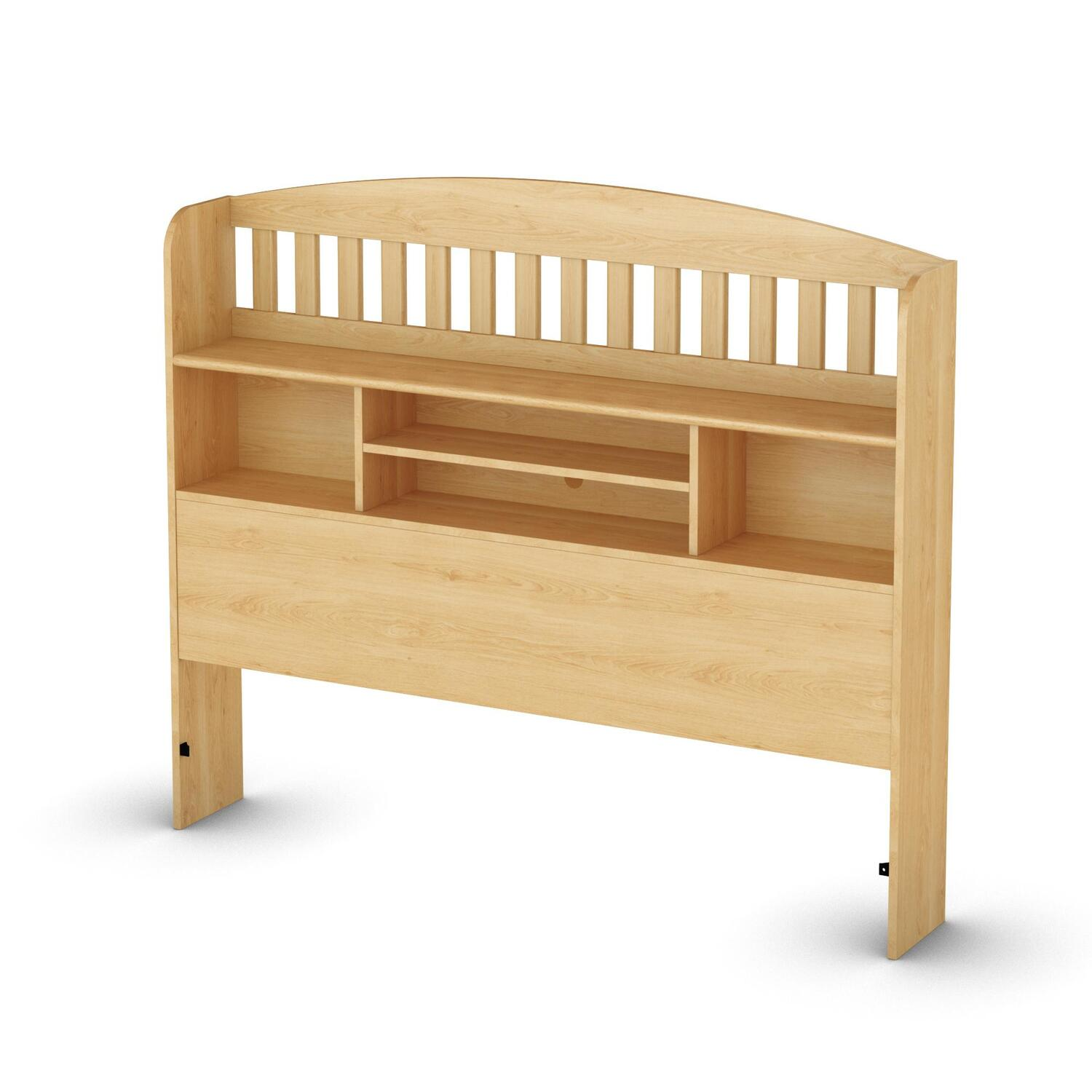 South Shore Newton Full Bookcase Headboard 54 By Oj