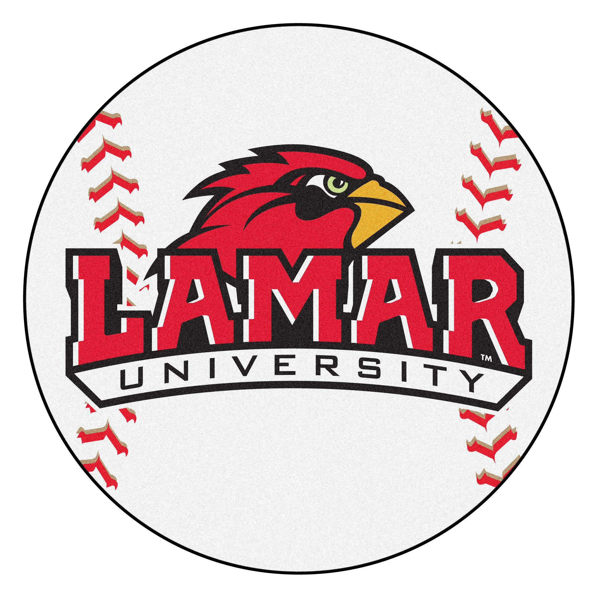 Fanmats Lamar Baseball Mat By Oj Commerce 2726b 33 04