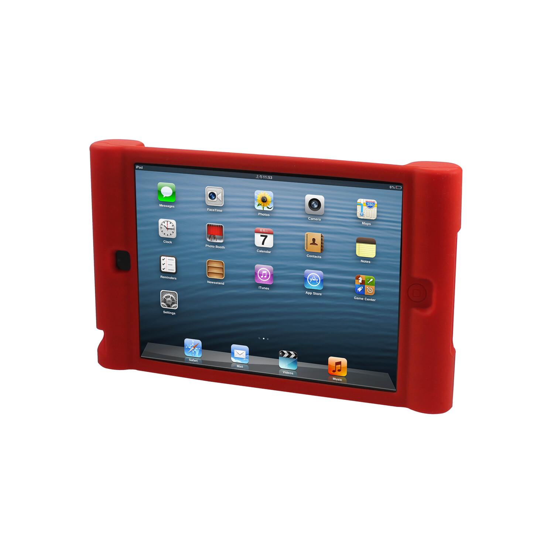 2cool Silicone Mini Ipad Case Color Red By Oj Commerce