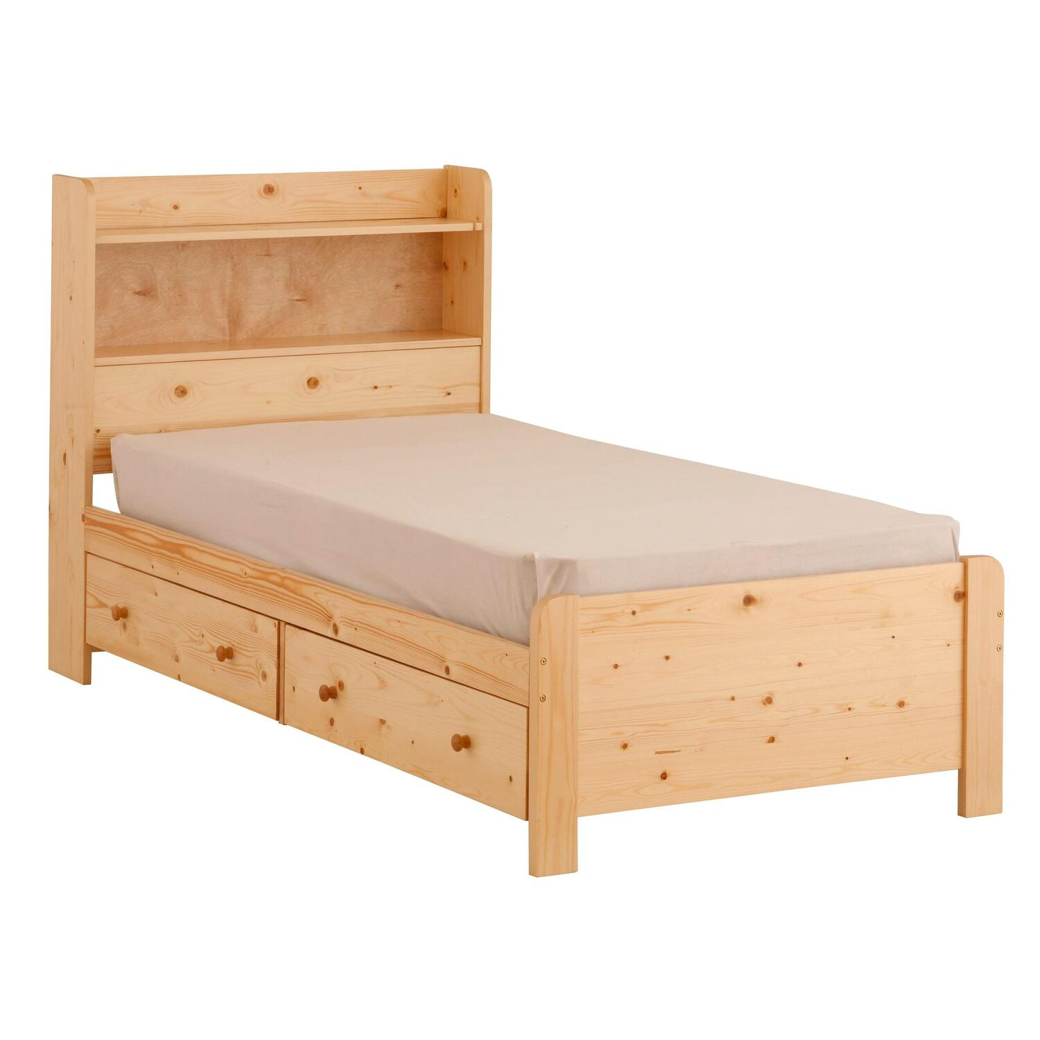 Canwood Mates Twin Bed