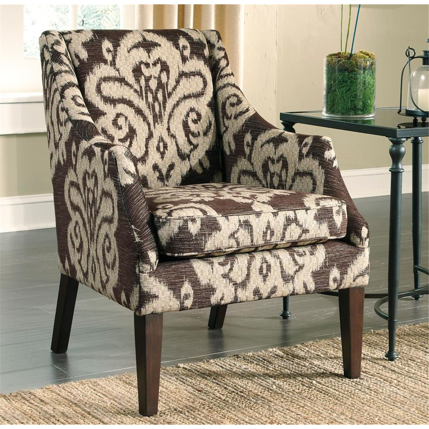 Signature Design By Ashley Longdon Place Accent Chair By