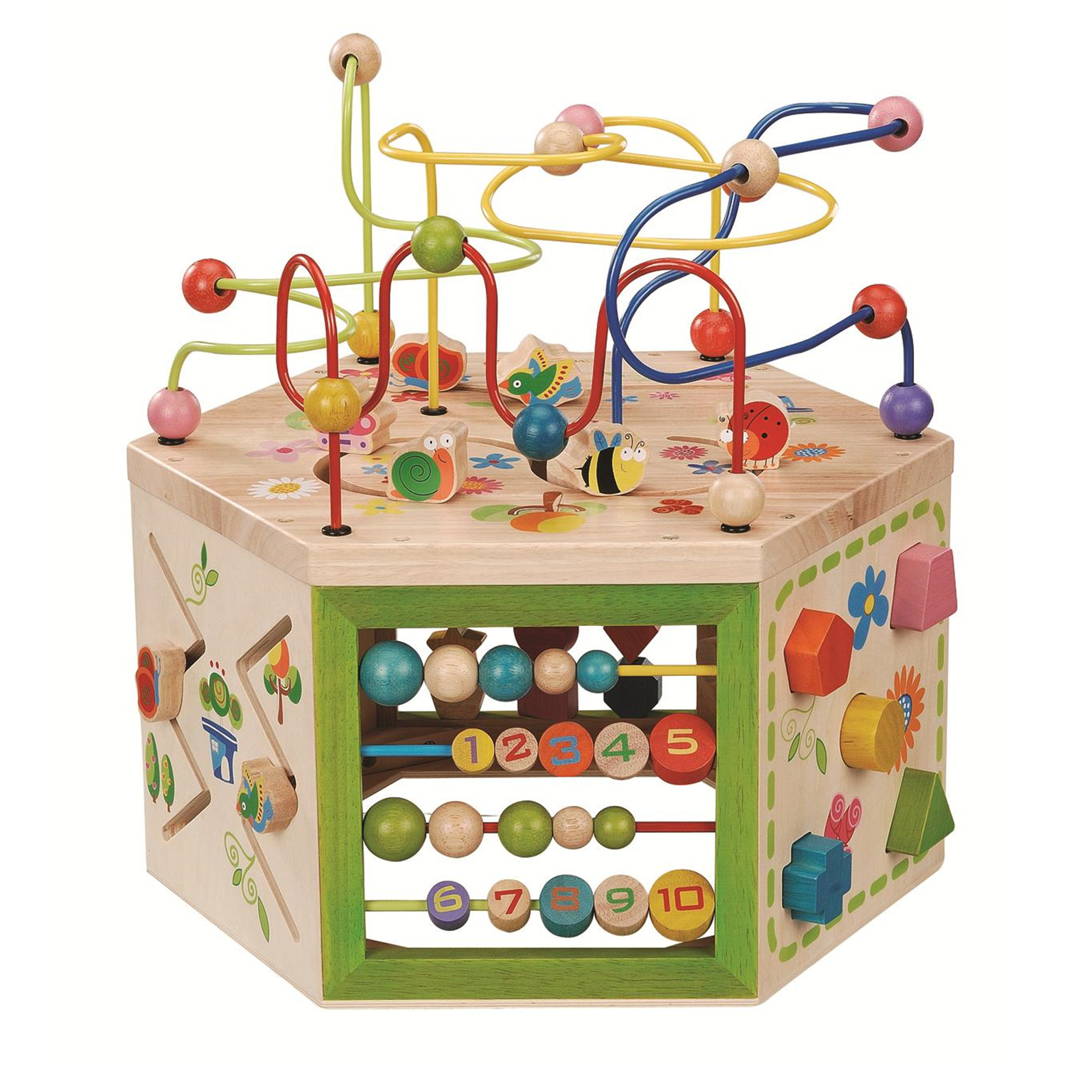 Maxim Enterprise Everearth Garden Activity Cube By Oj Commerce 33285