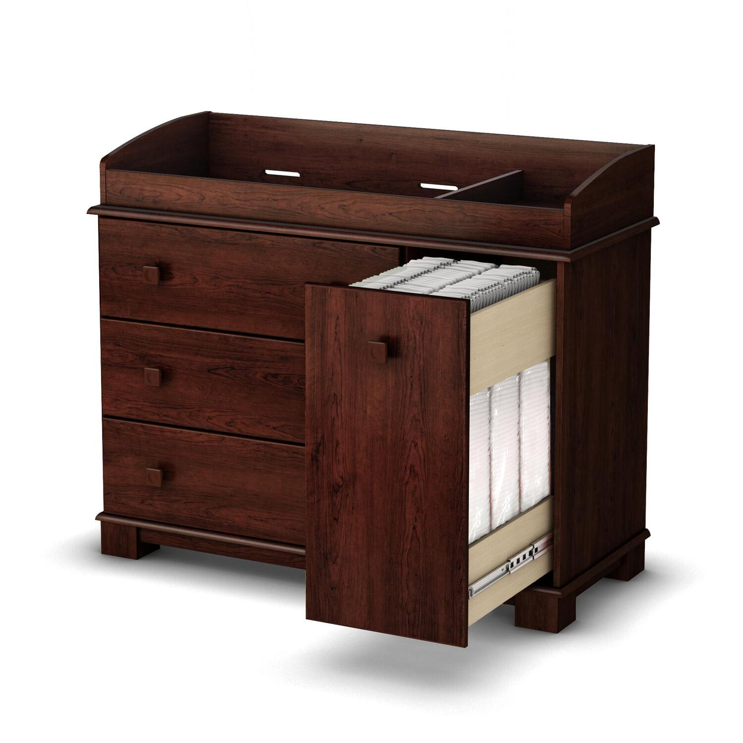 Babies R Us Changing Table Dresser South Shore Precious Changing Table by OJ Commerce 3346333 - $386.99