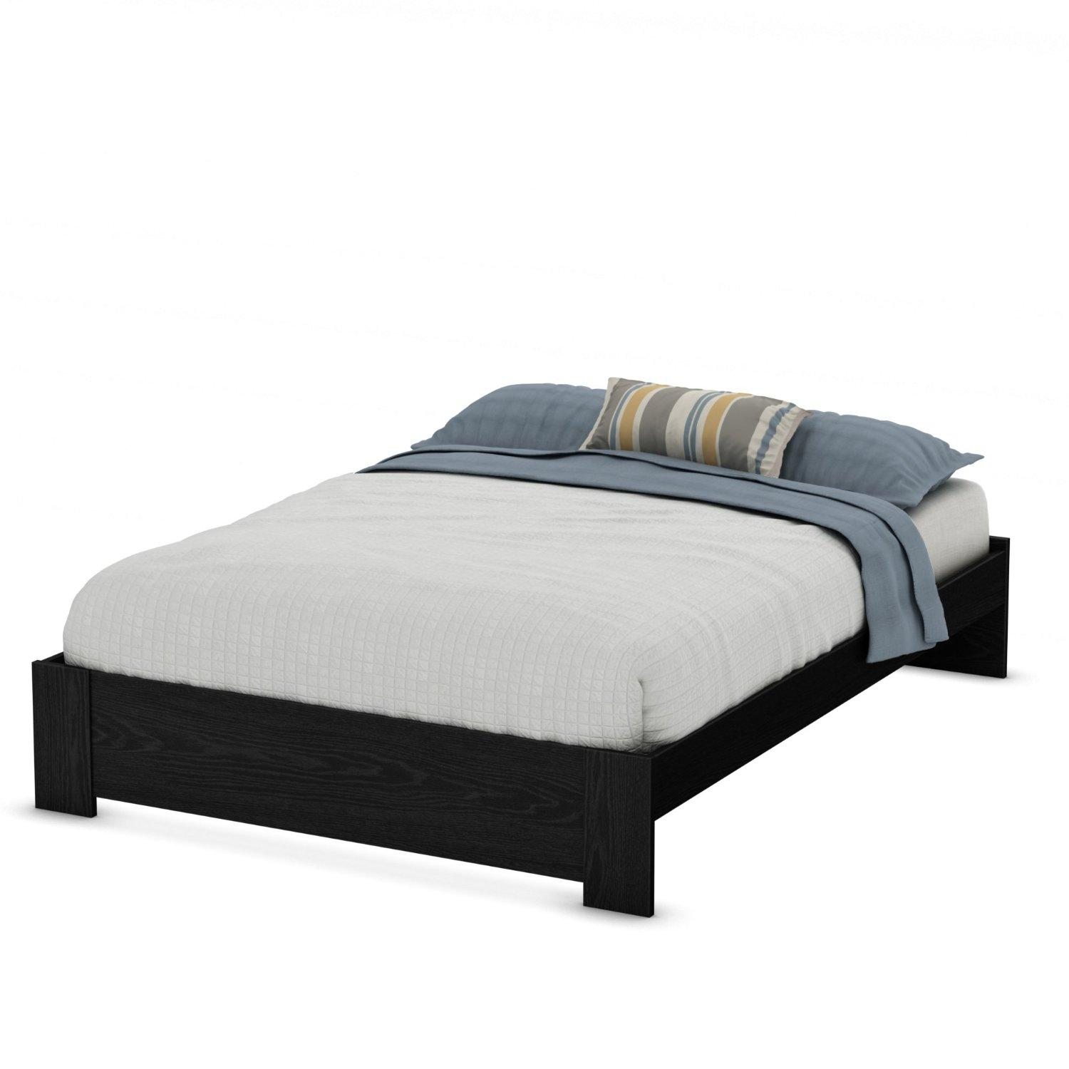 "South Shore Queen Platform Bed 60"" by OJ merce"