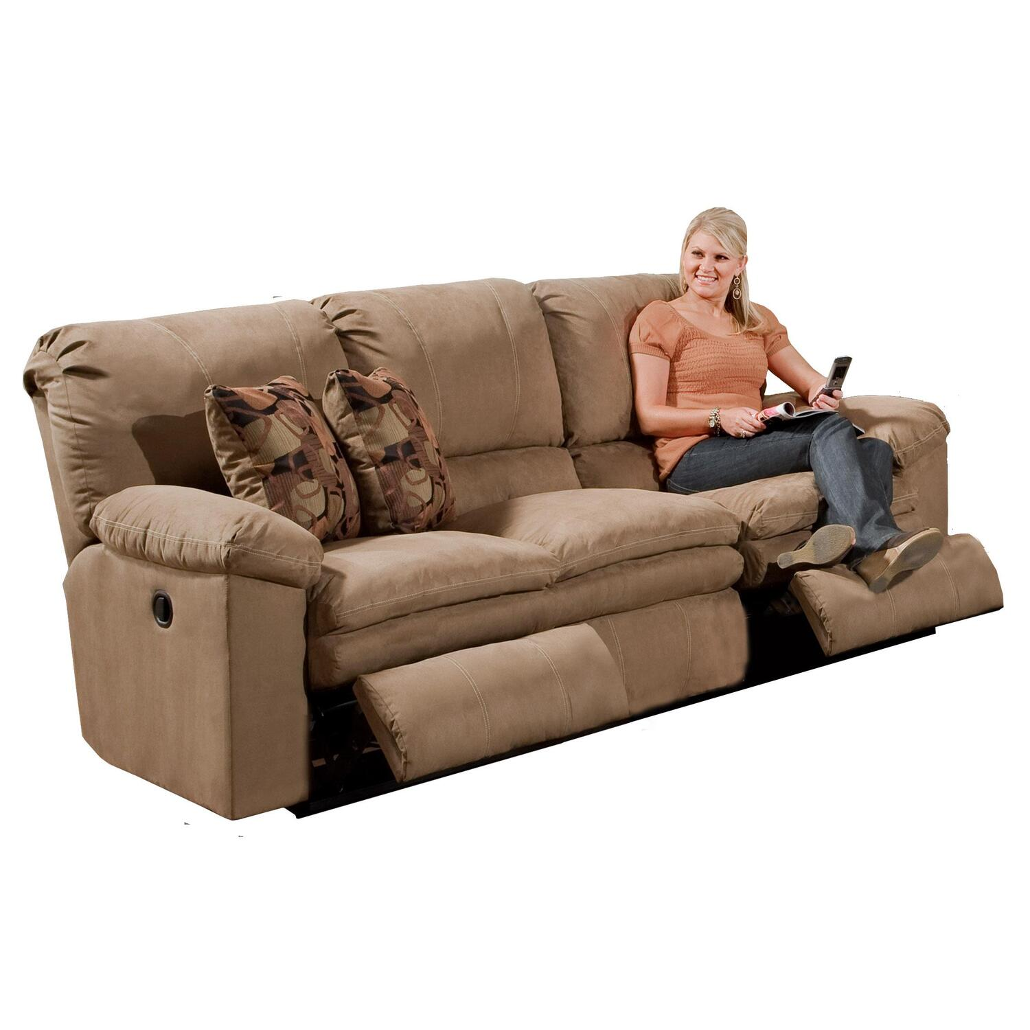 Catnapper impulse power reclining sofa by oj commerce for Catnapper cloud nine chaise recliner