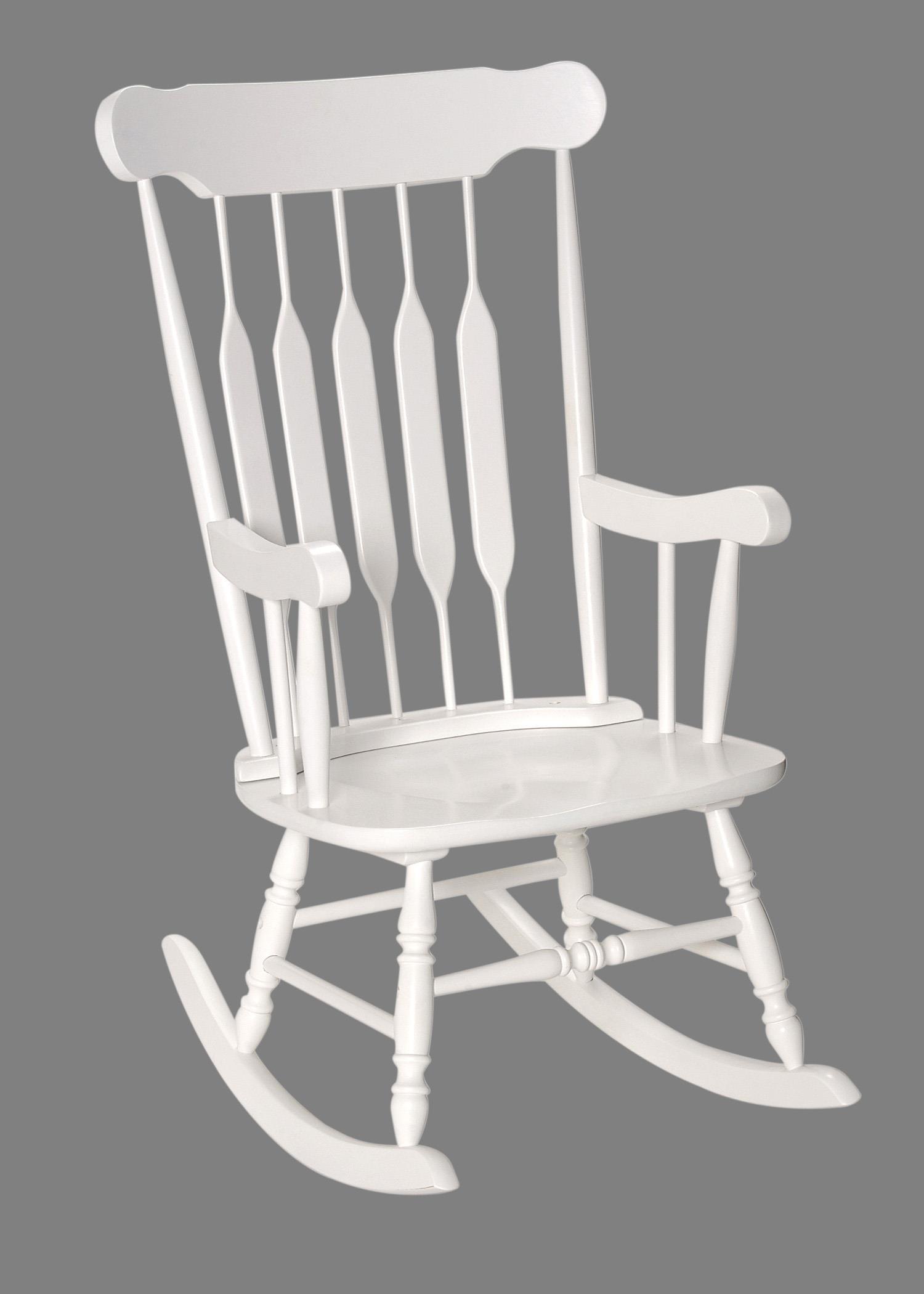Chaise à bascule adulte