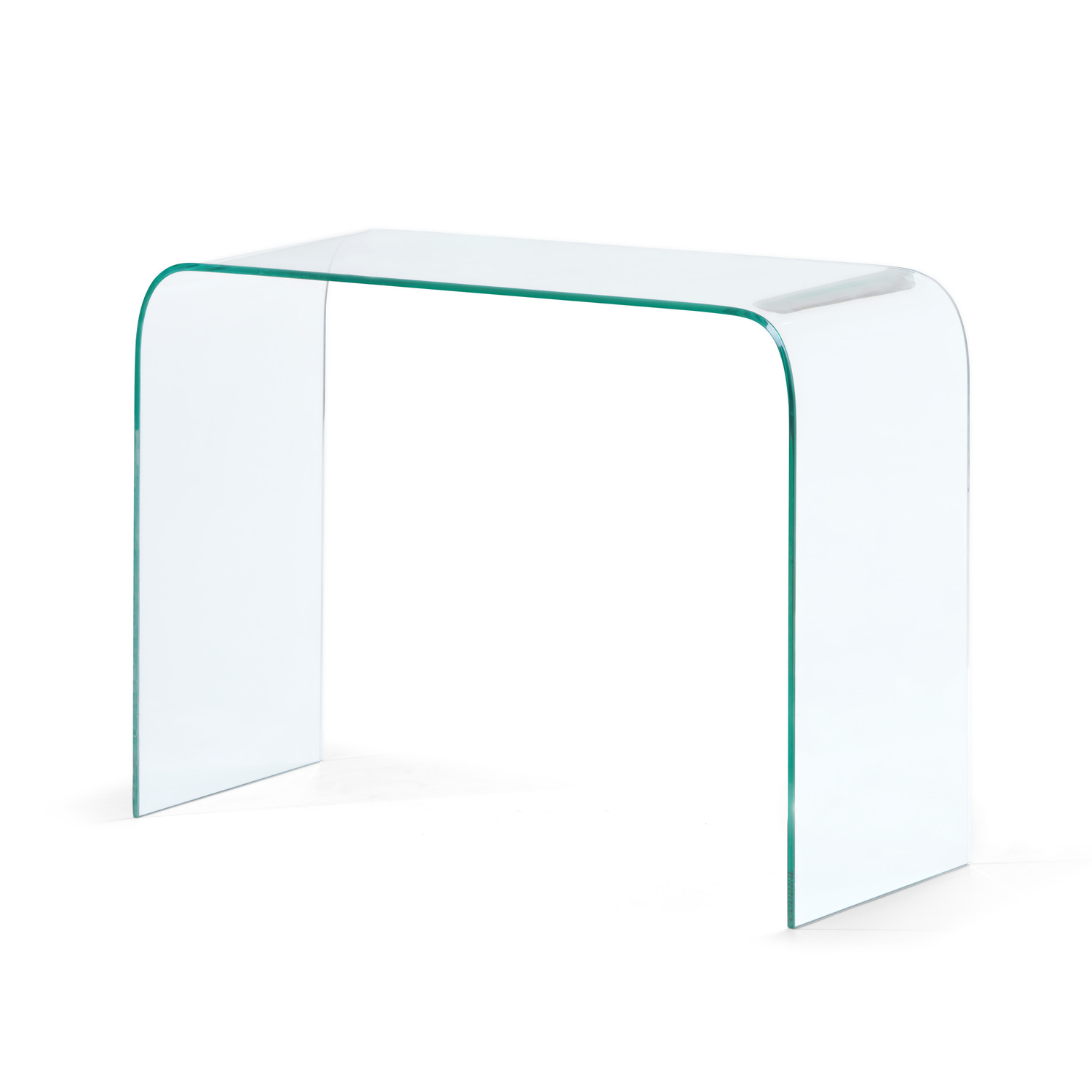 Zuo Modern Mecca Console Table Tempered Glass By Oj