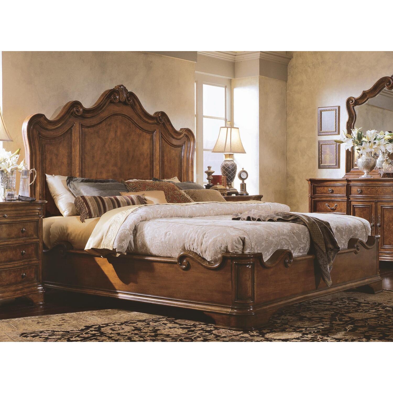 Universal Furniture Villa Cortina King Bed By OJ Commerce