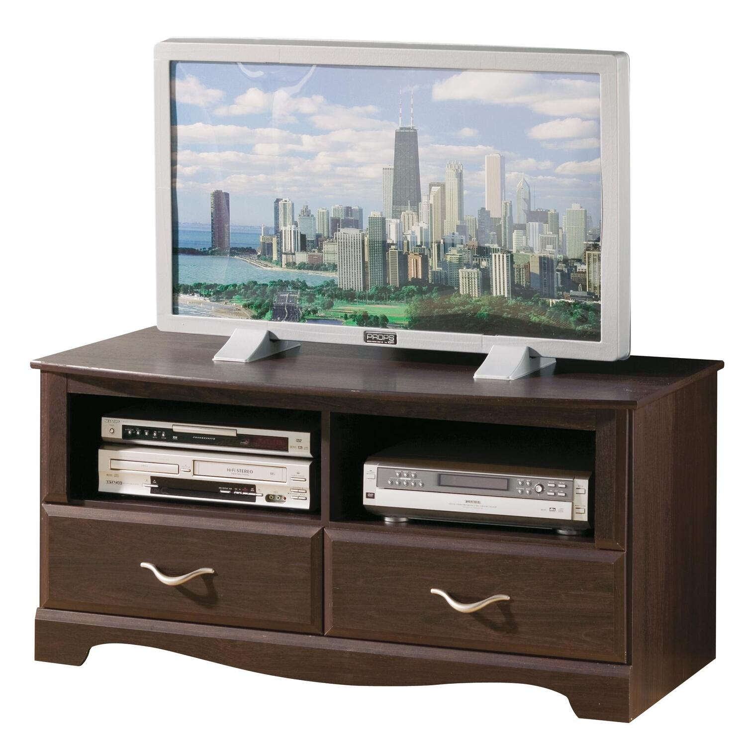 south shore lounge 50 tv stand by oj commerce 4339661. Black Bedroom Furniture Sets. Home Design Ideas