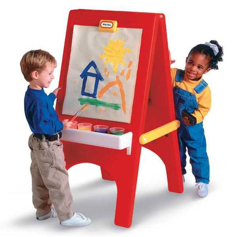 Little Tikes Double Easel by OJ Commerce 442840070  $77 99 -> Kuchnie Dla Dzieci Little Tikes
