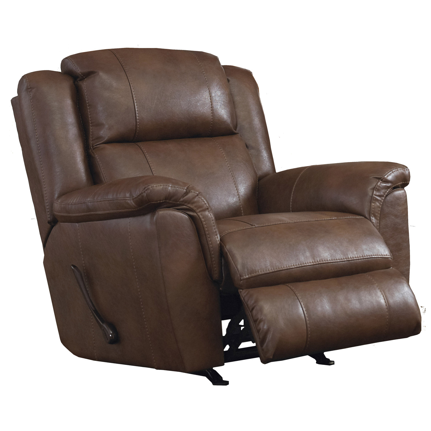 Jackson Furniture Verona Leather Rocker Recliner By Oj
