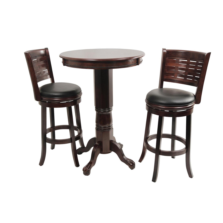 Boraam florence pub table by oj commerce 71742 for 99 pub table