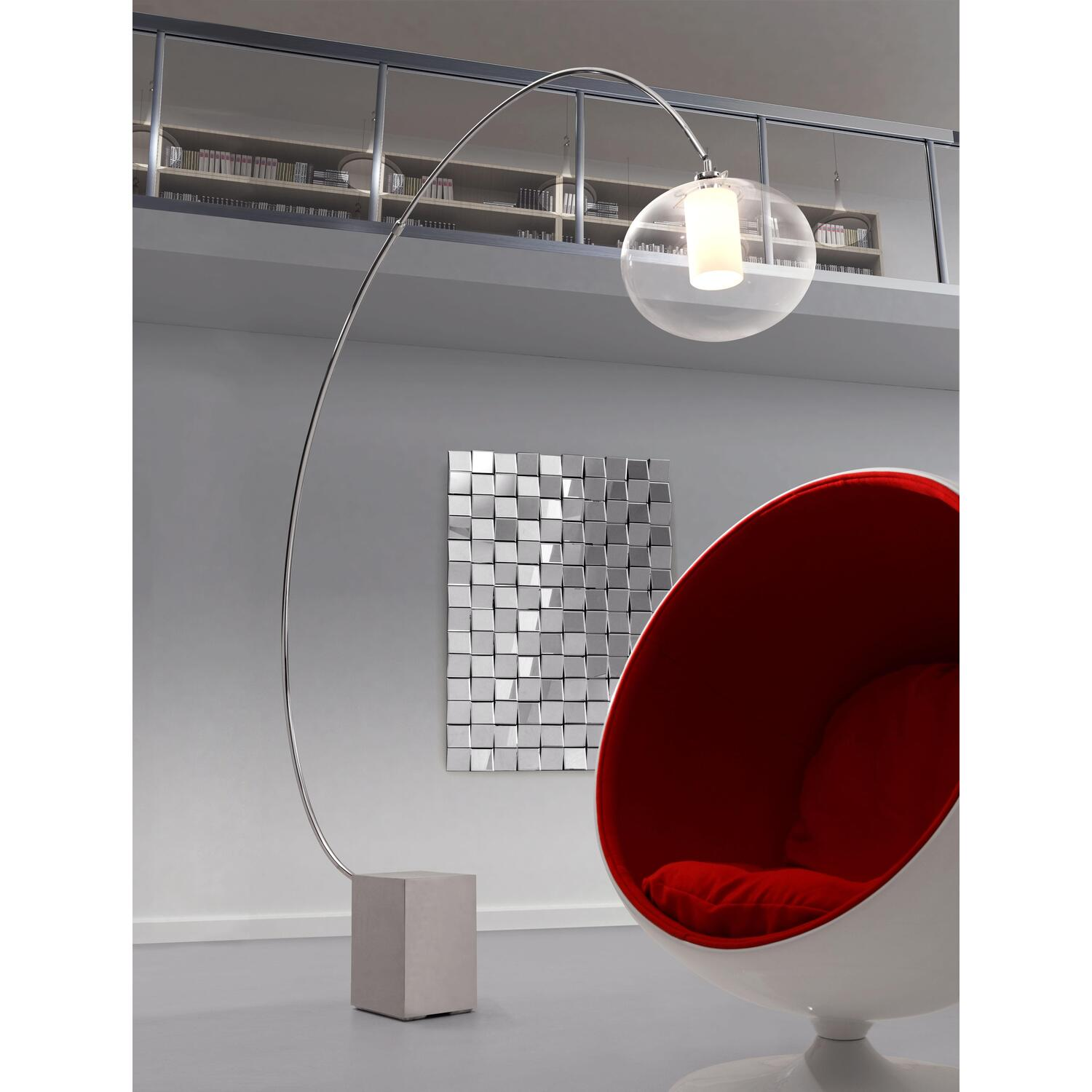 Zuo Modern Plasma Floor Lamp By Oj Commerce 50025 698 00