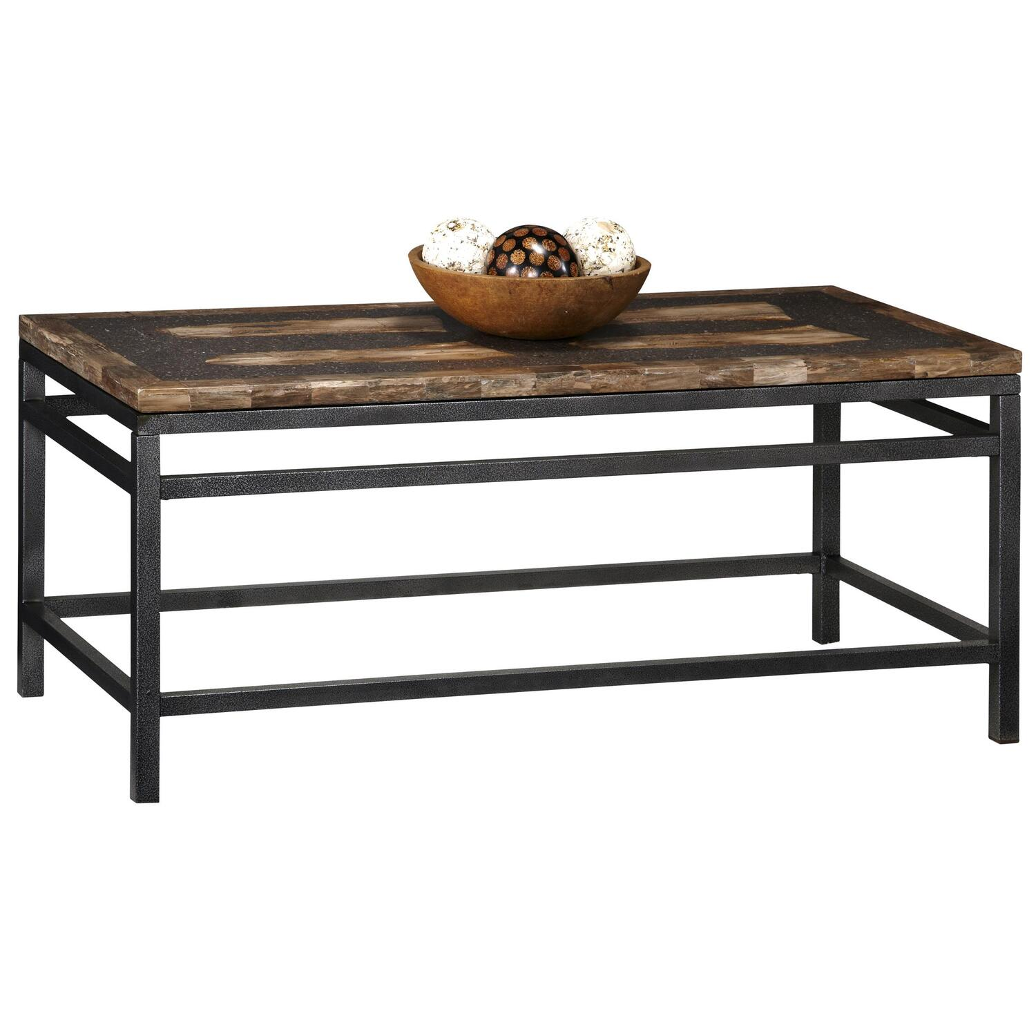 Home styles turn to stone cocktail table by oj commerce Stone coffee table