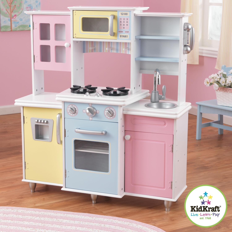 Kidkraft Master Cook 39 S Kitchen By Oj Commerce 53275