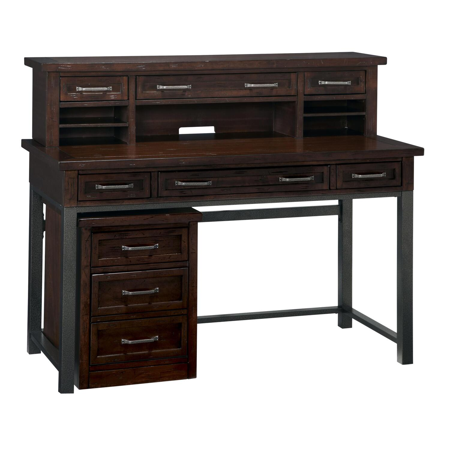 shaped executive desks cherry with wood workstation desk hutch computer small office l white sale black contemporary for