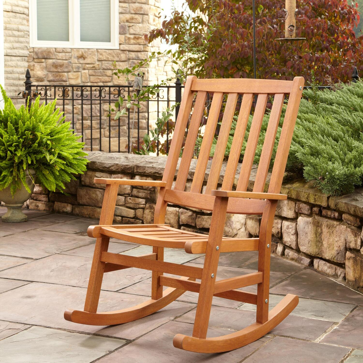 Home Styles Bali Hai Outdoor Rocking Chair by OJ merce $117 02 $243 99