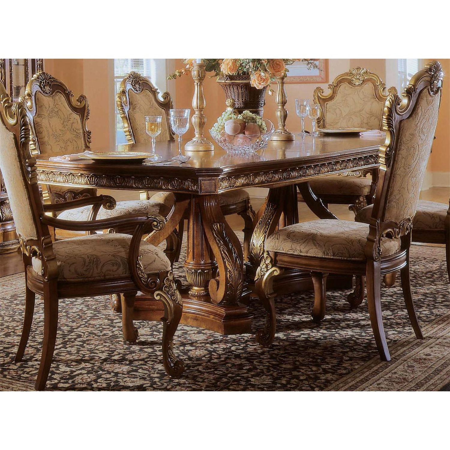 Royal dining table sets images for Royal dining table