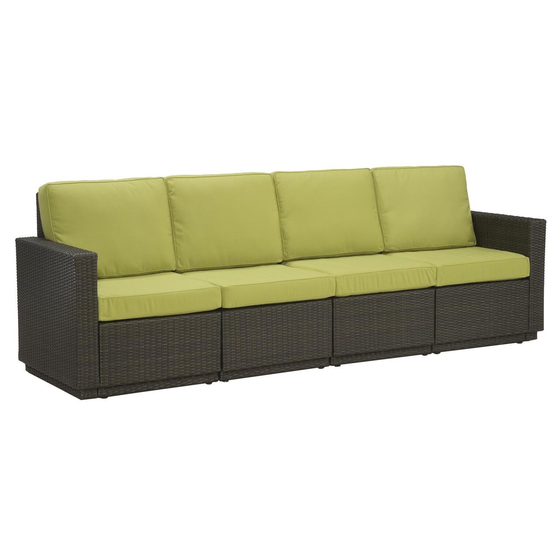 Home Styles Riviera Four Seat Sofa by OJ merce $2 247