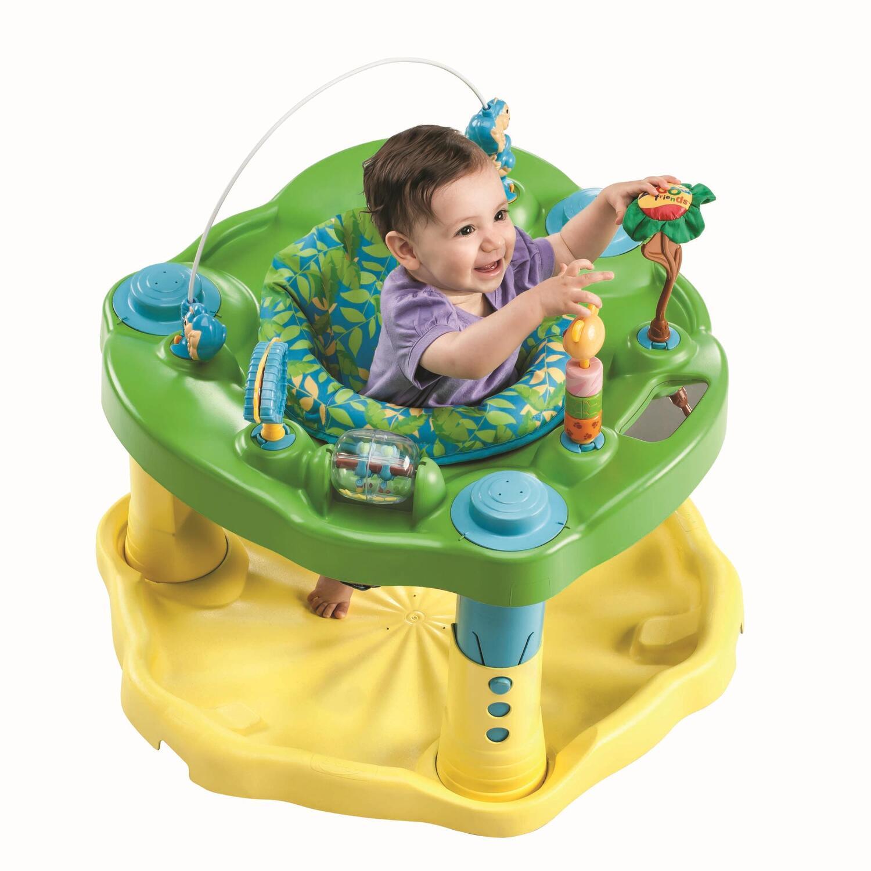 Evenflo Exersaucer Bounce Amp Learn Beach Baby Or Zoo