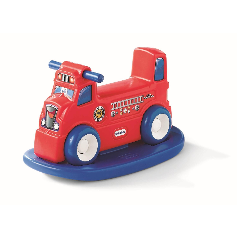 Little Tikes Rock & Scoot™ Fire Truck by OJ Commerce ...