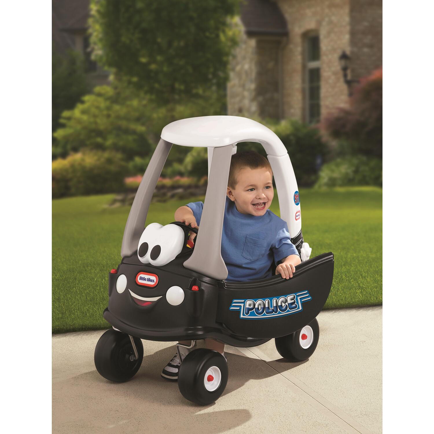 little tikes police car assembly instructions