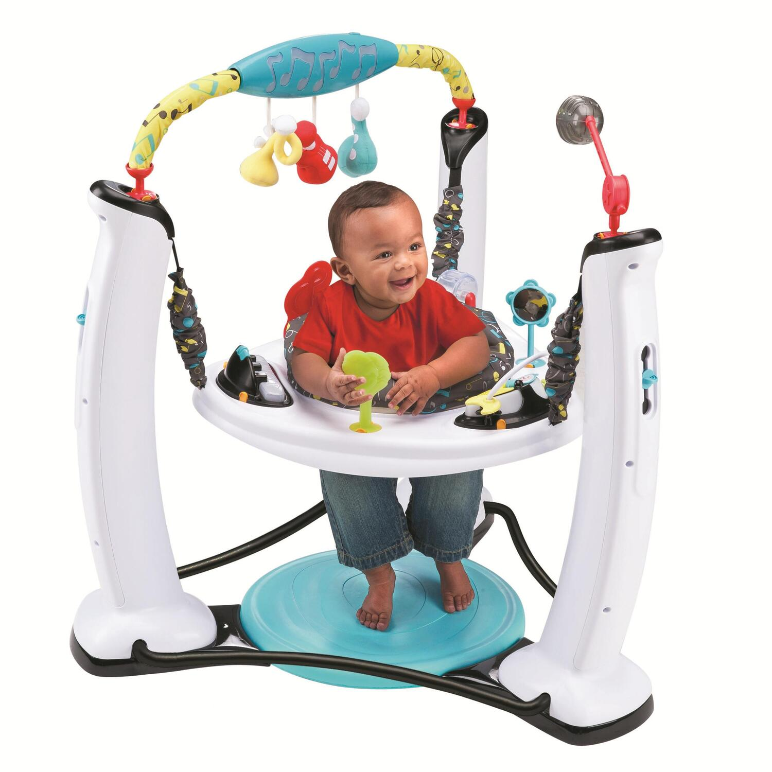 Evenflo Exersaucer 174 Jump Amp Learn Stationary Jumper By Oj
