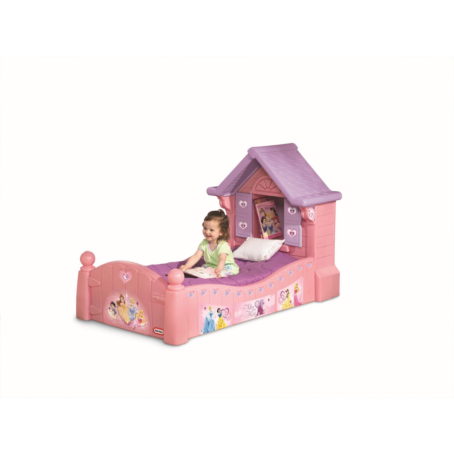 Little Tikes Disney Princess Toddler Bed By OJ Commerce