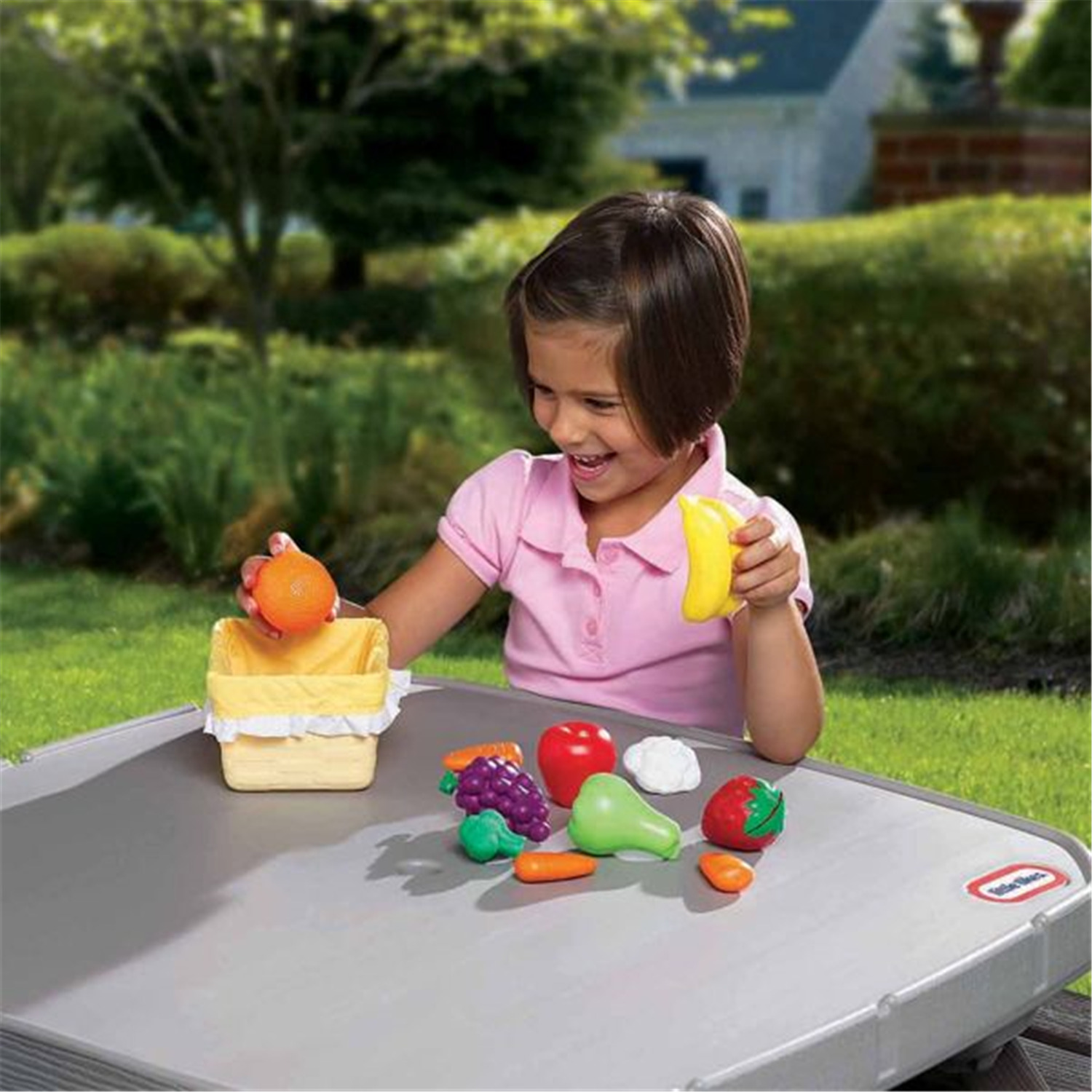 Little Tikes Backyard Barbeque™ Summer Fruit and Veggie ...
