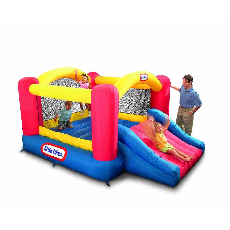 Little Tikes Jump n Slide Dry Bouncer by OJ Commerce 620072 - $340.99