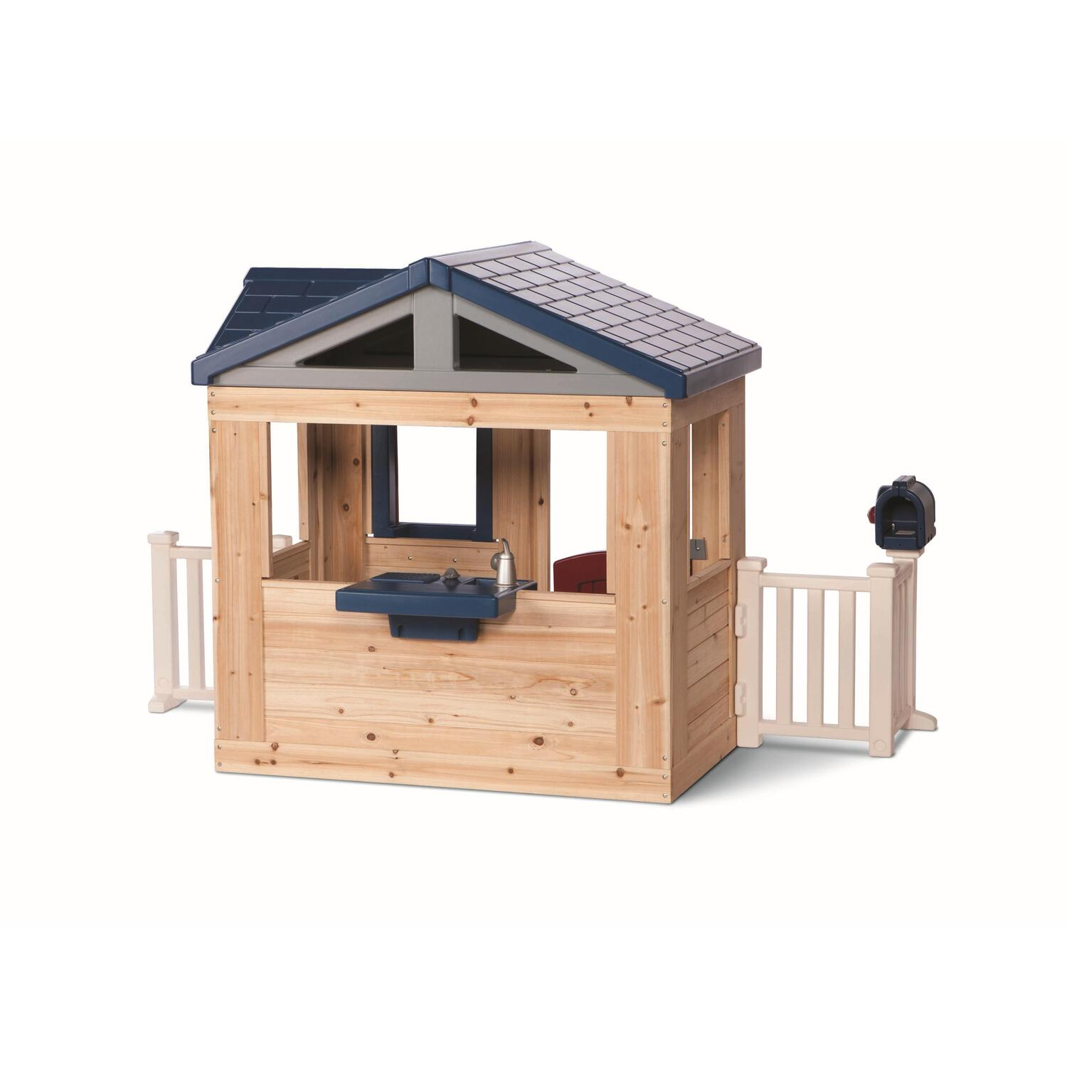 Little Tikes Woodside Cottage Playhouse By Oj Commerce